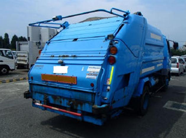 Mitsubishi Fuso Fighter/2 Ton Garbage Truck