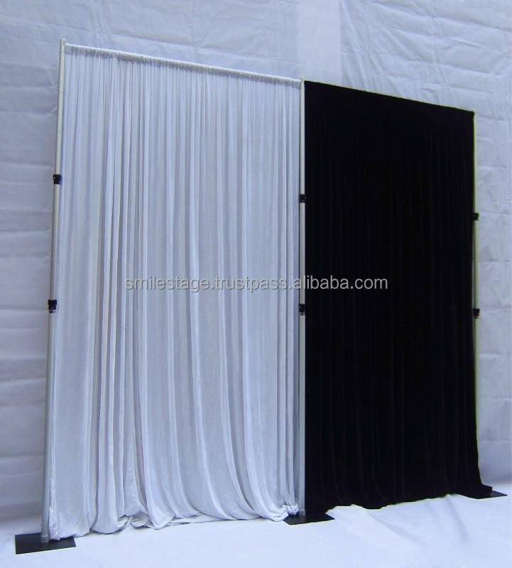 used wedding pipe drape suppliers drapes backdrop kit kits and showroom alibaba cheap wholesale