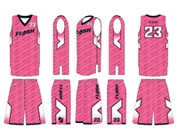 women Latest Basketball Jersey