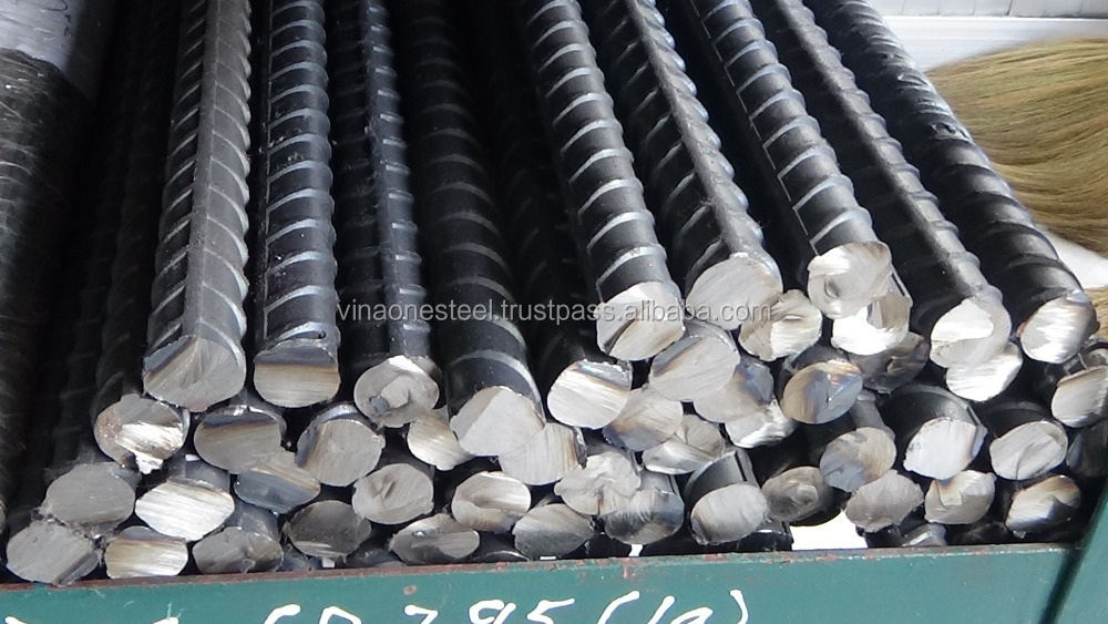 VNO Steel Rebars in Vietnam
