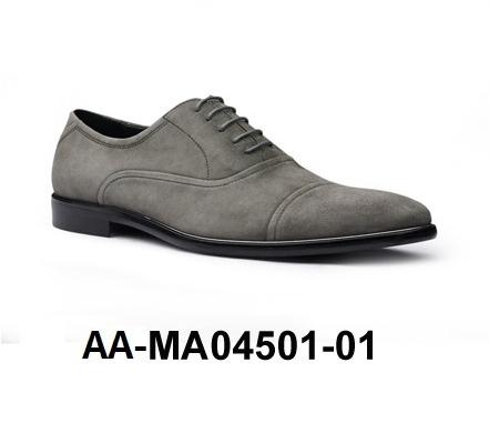 MA04501 Genuine Dress AA 01 Leather Men's Shoe ZZUxwO4X