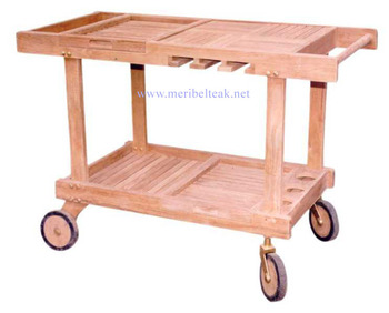 Indonesia Furniture-TROLLEY SET Restaurant Furniture