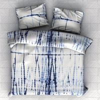 Bed Sheet set Throw Wall Hanging Bedspread Sheet Indian 2017 Tie Dye Print Tapestry Stripe Design