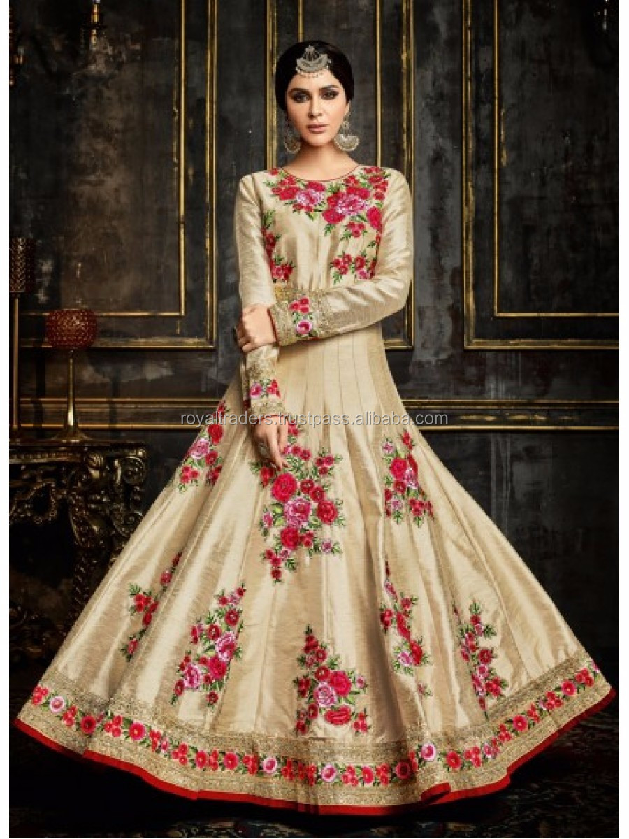 New Anarkali Suits Designs And Xxl Dresses Designs For 2017 - Buy ...