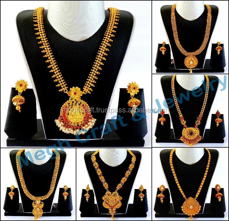 Ethnic Indian Traditional Gold Tone Kundan Pendent Necklace Set Women Jewellery Reasonable Price Engagement & Wedding