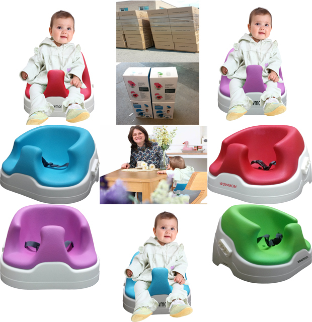 Attractive Wowmom Baby Floor Seat