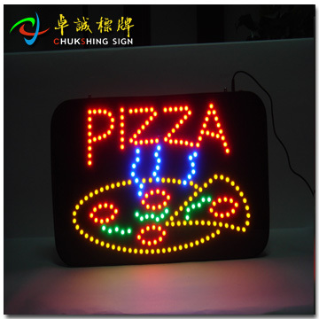 Direct View Window Led Neon Light Sign For Restaurant /cafe