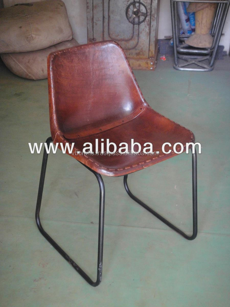 Industrial Leather Chair For Restaurant   Buy Industrial Chair,Dining Leather  Chairs,Restaurant Chair Product On Alibaba.com