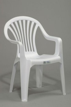 Genial Modern Style Plastic Stacking Chair