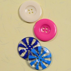 Button for Ladies Dress