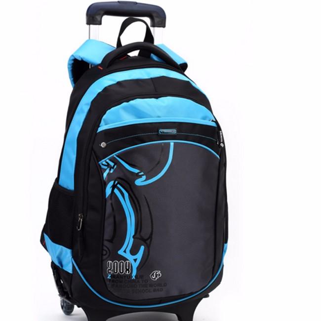 fe71368c71c52 الجملة انفصال مدرسة الاطفال عربة حقيبة للجنسين-الحقيبة المدرسية ...