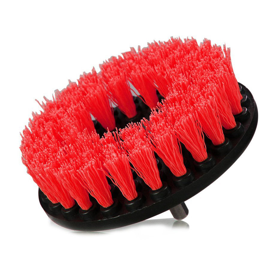 Electric Rotating Drill Carpet Cleaning Brush Brush With