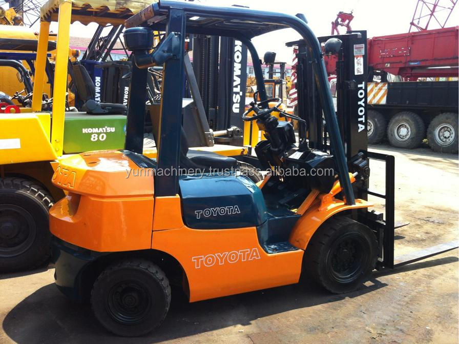 Used forklift toyota 3Ton FD30 for sale