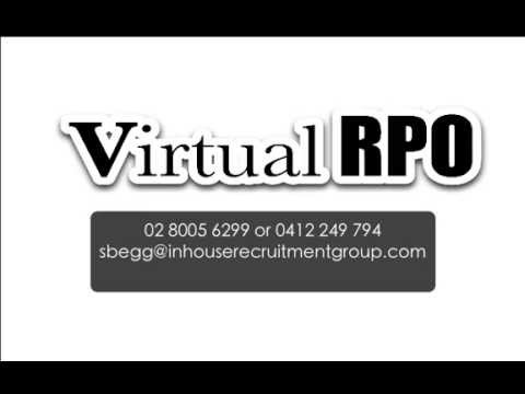 What is Virtual RPO - Recruitment Process Outsourcing