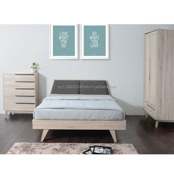 Mf Design Fillo Bedroom Set ( Malaysia ) ( Furniture )( Bed Room ...