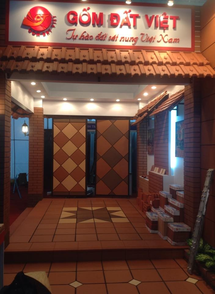 Terracotta Exterior Wall Cladding - Vietnam Terracotta Tile