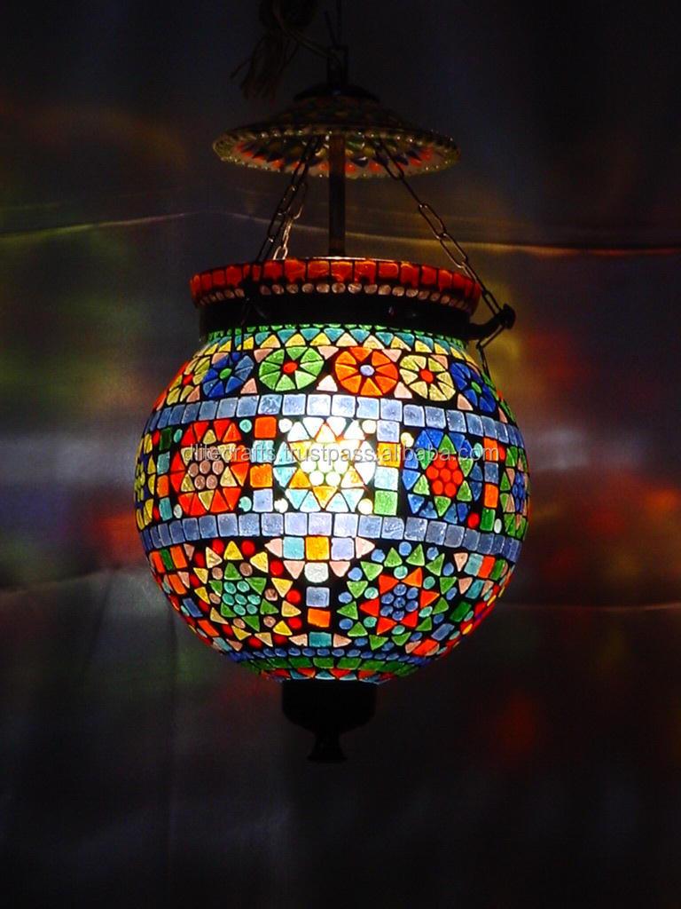 Mosaic Hanging Doom