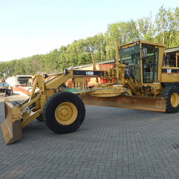 Caterpillar Road Construction,Used Motor Grader 140h For Sale,Japan Made  Cat 140 Graders In Shanghai - Buy Caterpillar 140h Motor Grader,Cat 140h