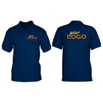 974a3a8d3a5cc Logotipo personalizado impreso camisas de Polo evento de promoción de  camisas de ...