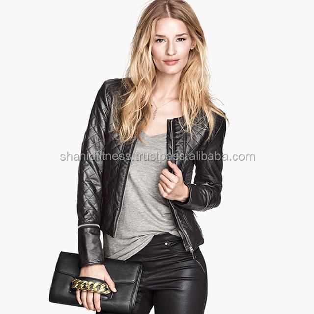 Genuine Leather Jacket Women, Genuine Leather Jacket Women ...