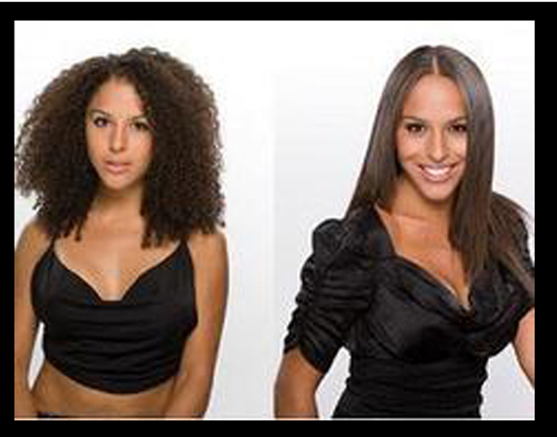 Black African Keratin Hair Treatment For Specially Designed Coarse