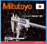 Reliable and Easy to operate wire rope Mitutoyo caliper for trouble-free use