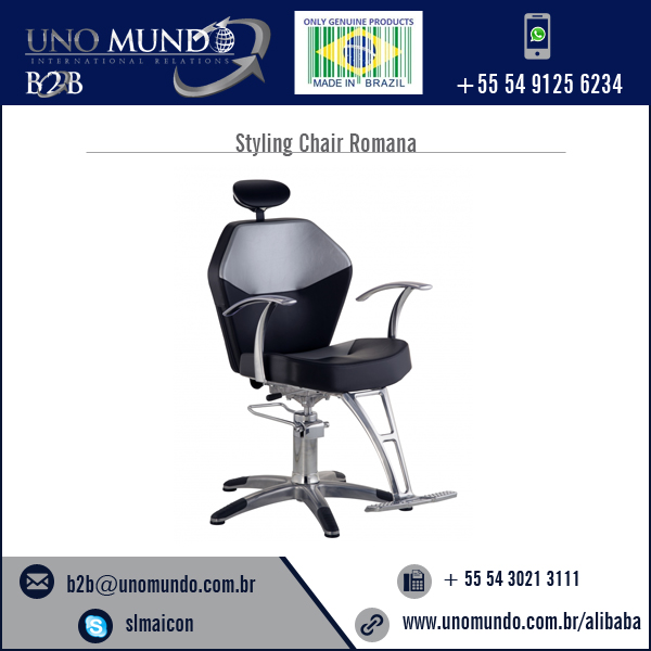 Modern Design New Hydraulic Romana Styling Barber Chair