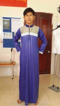 New Fashion Design Robe Material Men Jubah Muslim Dress Buy Muslim