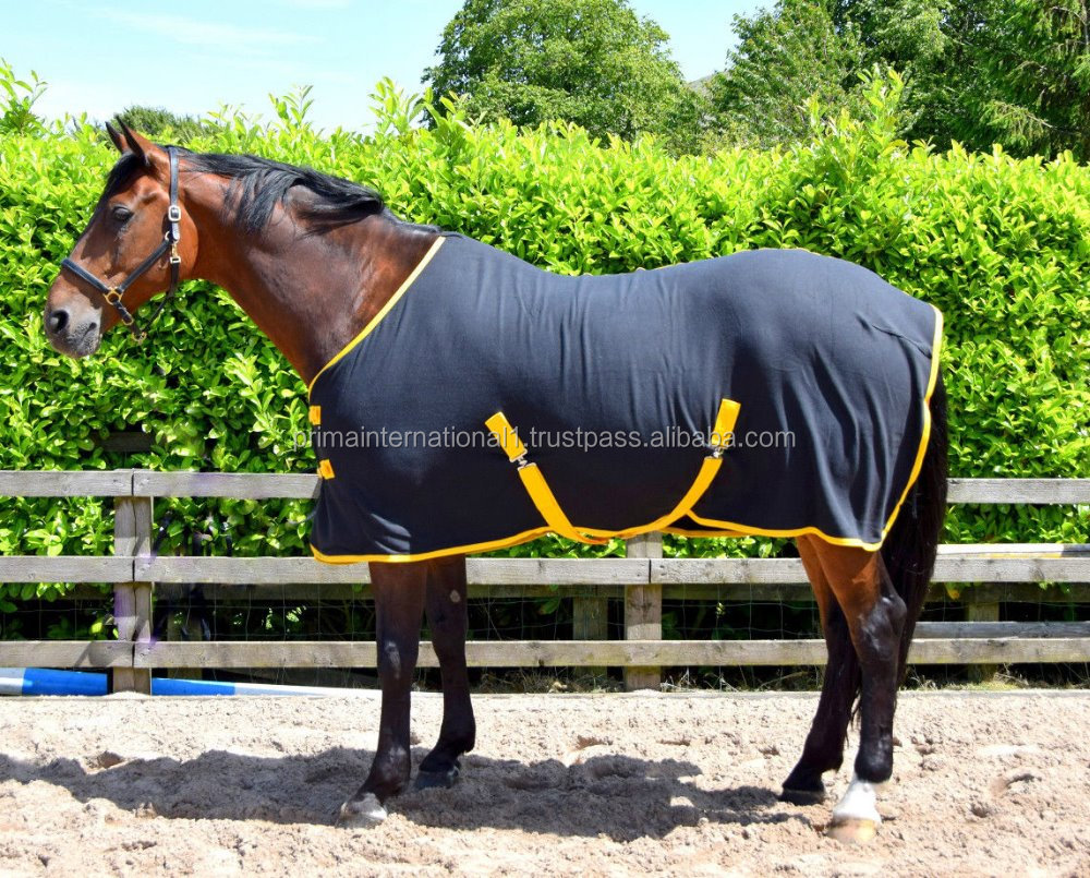 Anti Pilling 240gm horse fleece rug