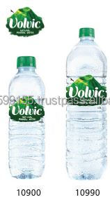 Volvic Natural Mineral Water 12x1.5 L