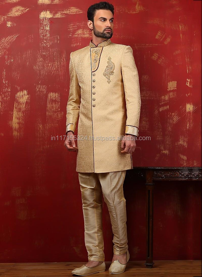 Designer Sherwani For Men - Buy Designer Sherwani For Men 8