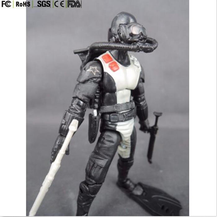 Custom Made 3.75'' Gi Joe Action Figure Toys China Suppliers