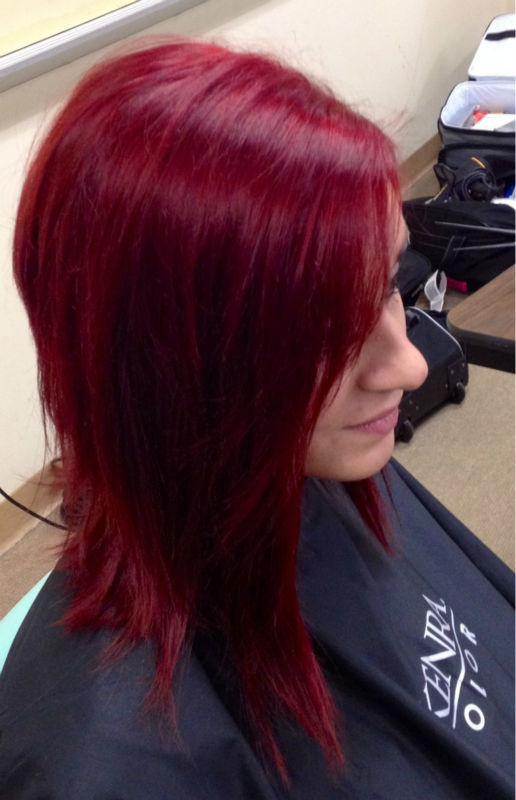 Red Hair Color Powder, 100% Chemical Free Hair Color