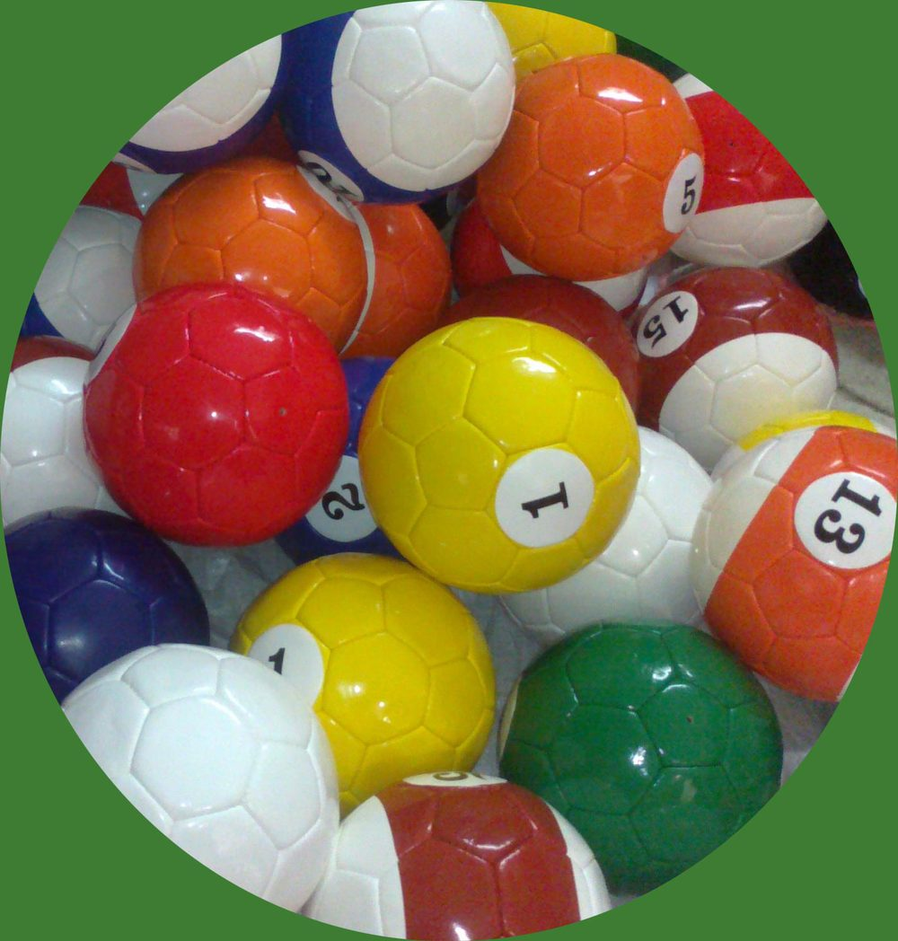 Snookball Table 2017 New Snookball Game Soccer Balls