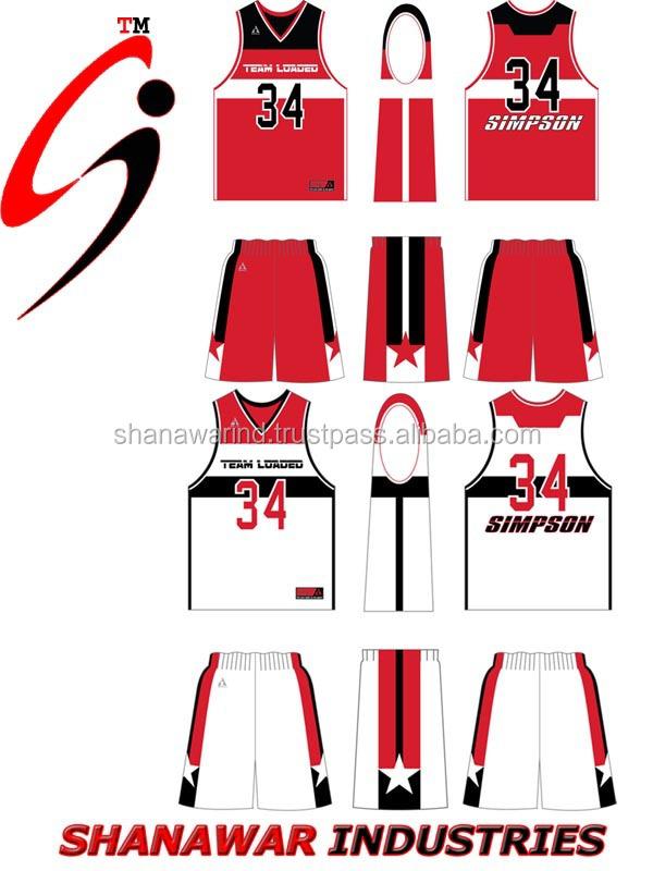 Custom Sublimation Basketball Uniform Blue Camo Basketball