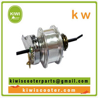 350W motor with drum-brake electric bike
