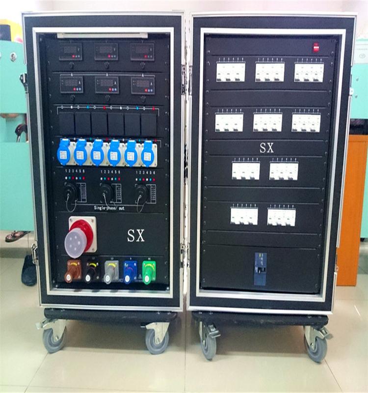 3-phasen Powerlock Socapex Power-box Für Euroland - Buy Product on ...