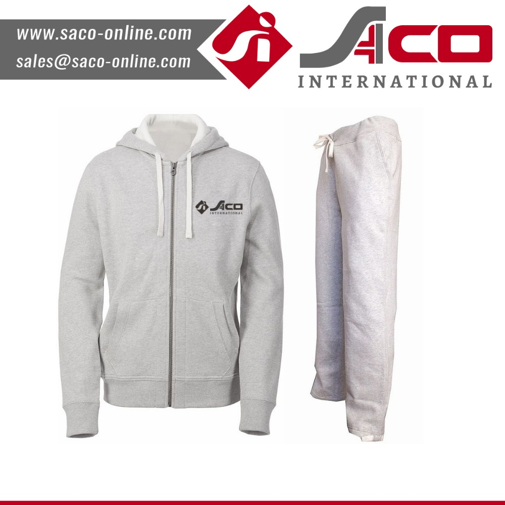 New Design Sportswear Jogging Tracksuit in Wholesale Price