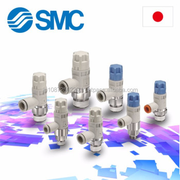 Functional SMC Pneumatic valves for industry, Air cylinder also available