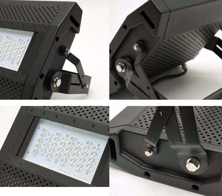 Volleyball Court Led Lighting Waterproof Flood Light Fixtures Led ...