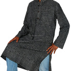 Long Sleeve Kurta Men Collection New Designer Sexy Men's Kurta