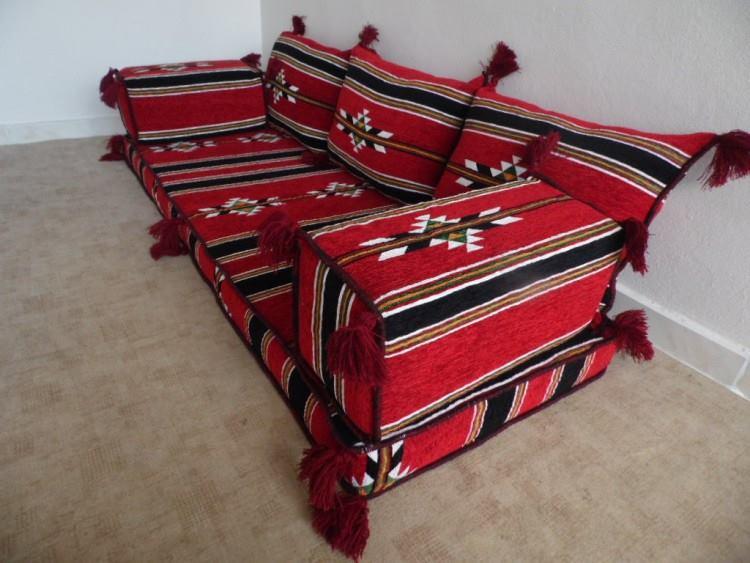 Artuqid oriental si ges majlis assis au sol jalsa - Salon oriental au sol ...