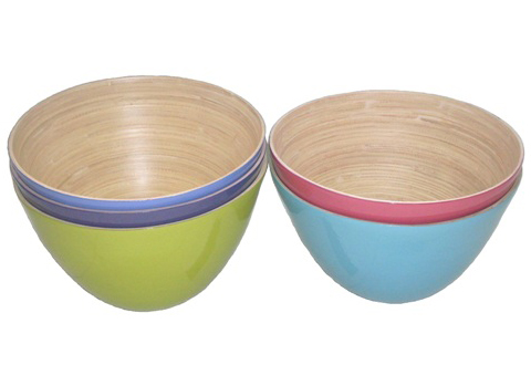 LACQUER BAMBOO HOUSEWARE WITH CHEAP PRICE