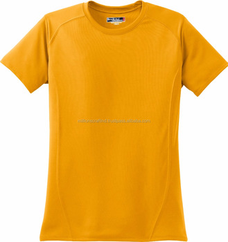 8ba615196 New Design Custom Men's Navy Acid Wash T shirts yellow color good stich  fitting t shirts