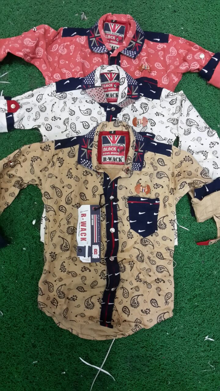 Shirts For Boys Design | New Indian Fahionable Designer Shirt For Boys Buy 100 Cotton