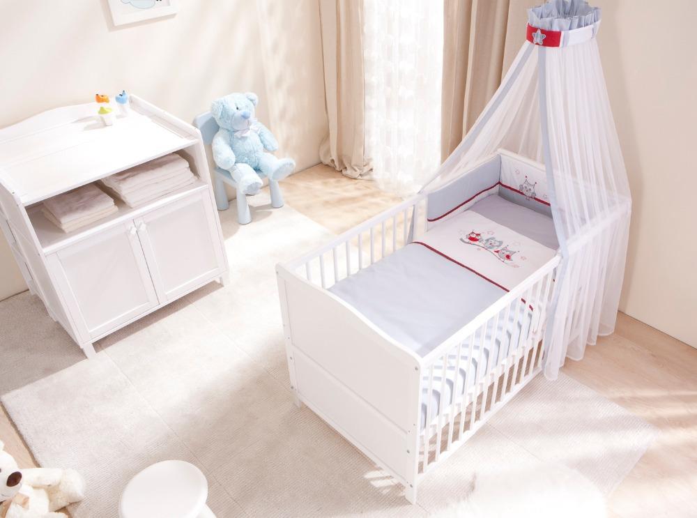 Letti Vintage Bambini : Vintage bianco lettino culla per adulti per bambini junior letto di