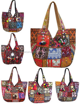 Buy online direct From manufacturer Vintage tribal gypsy banjara bags  wholesale lot from india c47ddddb00