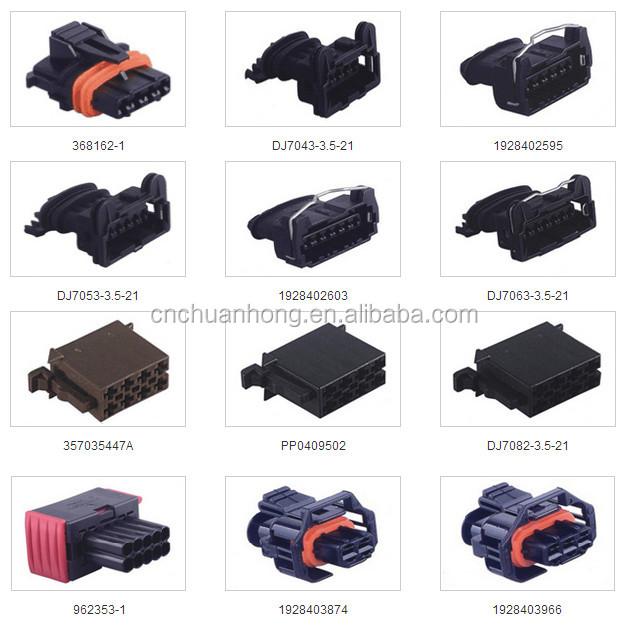 Delphi 3p Connector 12065287 Buy 12065287 Delphi Pa66