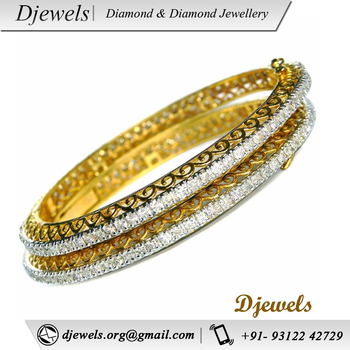 online jewellery pair bangle categories bangles single haritika line combination diamond cid