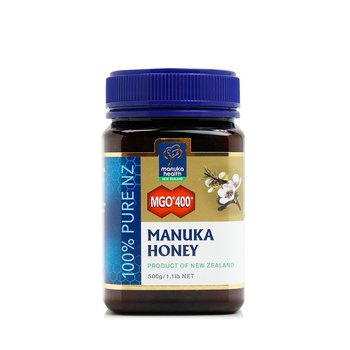 Manuka Health MGO400+ Manuka Honey 500g